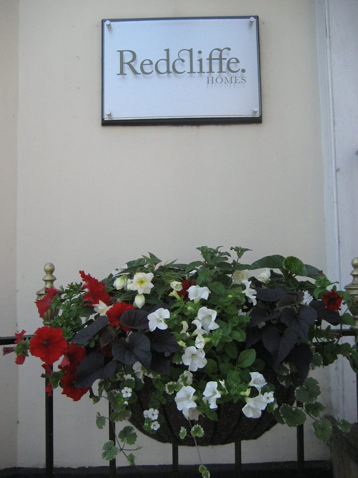 Redcliffe supports Sodbury in Bloom