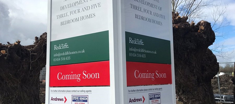 Coming soon to Ashleworth, Gloucestershire