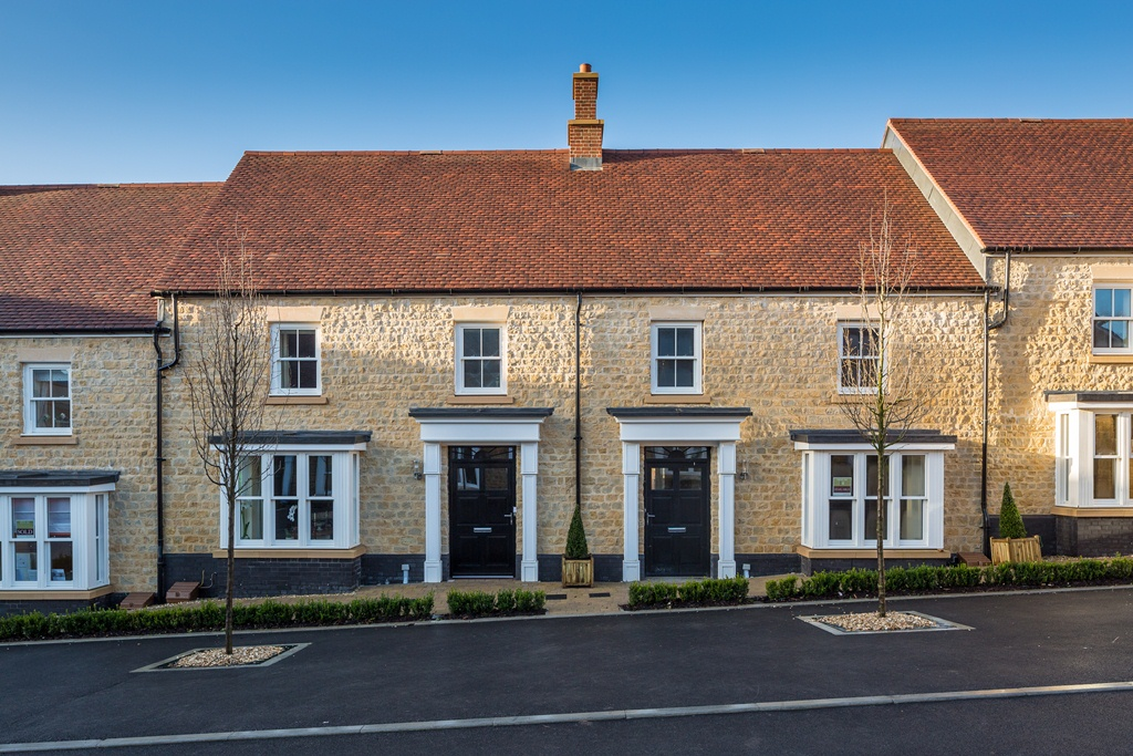 Sherborne homes shortlisted for national design awards