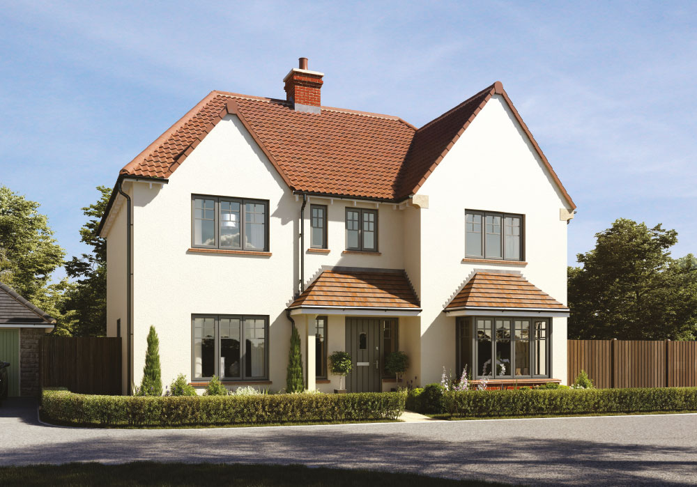 Wrington new homes now released for sale