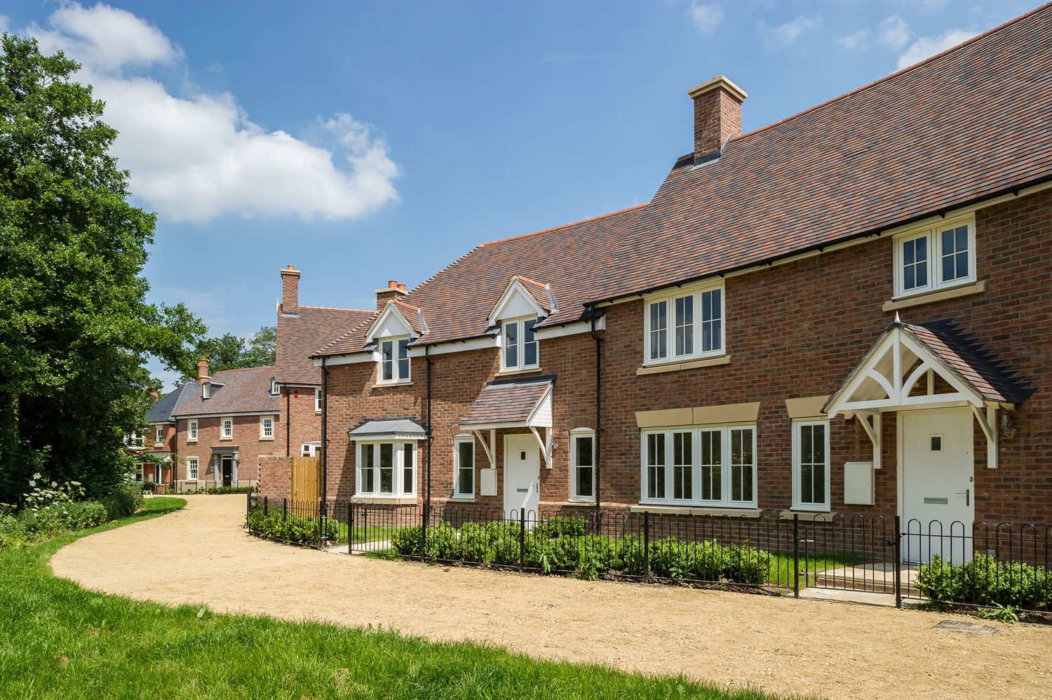 Last chance to buy one- and two-bed Pewsey homes