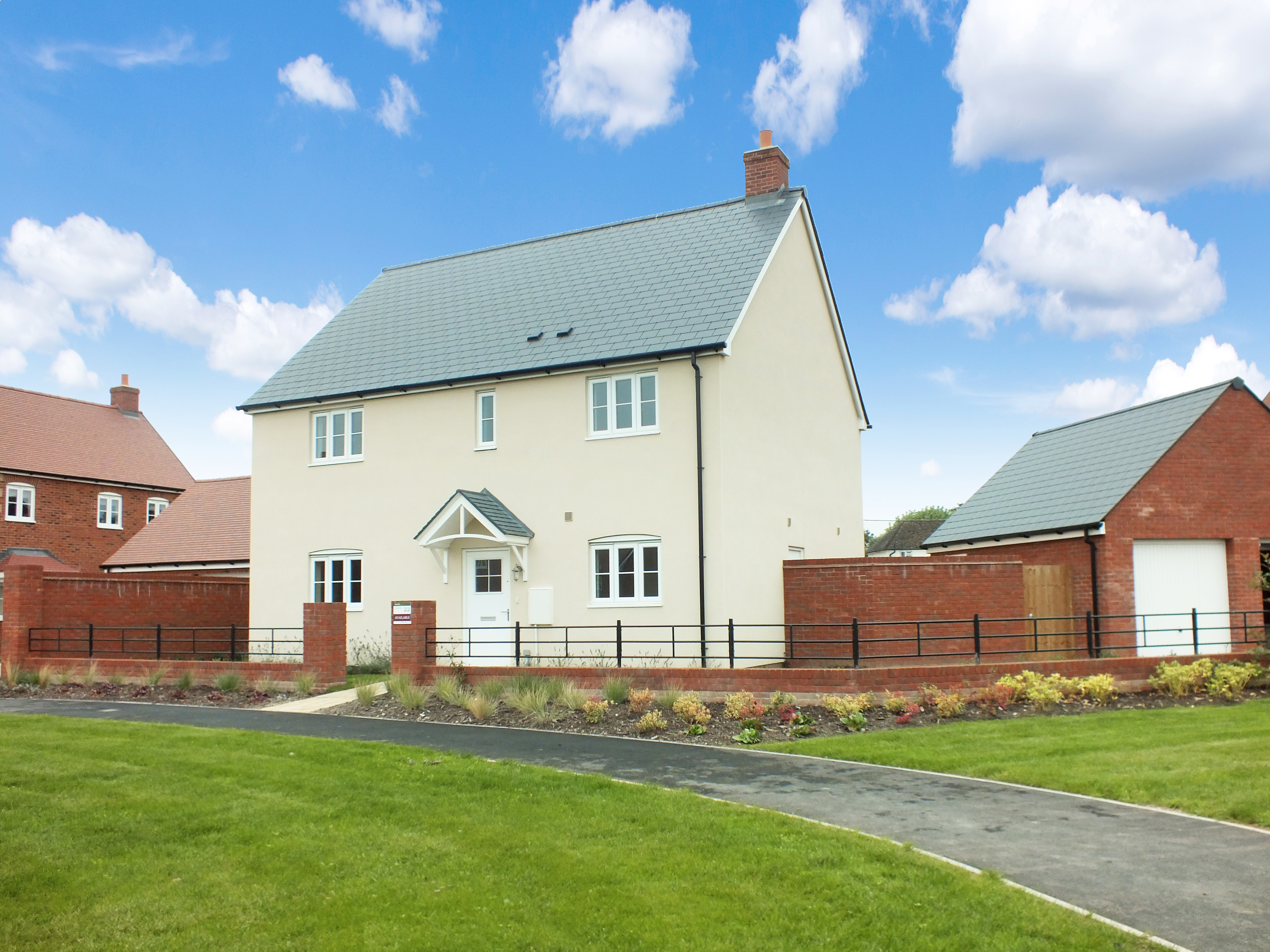 Last chance to buy at Uffington - Just three homes remaining!