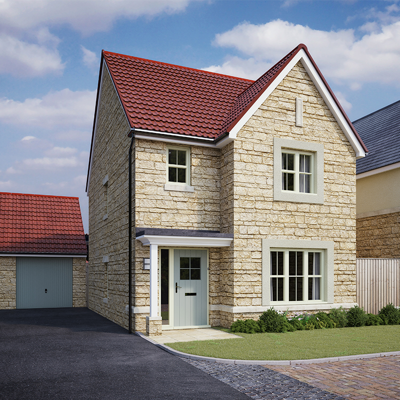 Strong start for Redcliffe's beautiful Corsham development