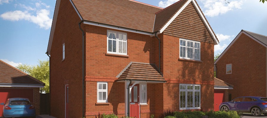 First homes released for sale in Upavon